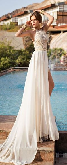 'Eden' Julie vino wedding dress 2014