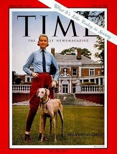 CZ Guest on the cover of Time. Just by embracing who she was, she stood apart.