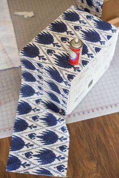 Fabric Covered Storage Boxes - Stylish Storage