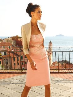 Linea Raffaelli 2020 Mother of Bride Wedding Outfits Occasion Wear, Occasion Dresses, Wedding Bride, Wedding Dresses, Wedding Outfits, Robes D'occasion, Mother Of The Bride, Short Dresses, Bodycon Dress