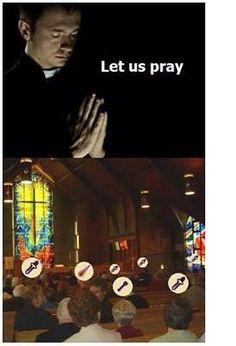 Let us pray.... Runescape style!