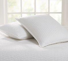 Micromax Pillow #potterybarn