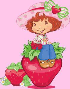 strawberry shortcake - Ale Turonis - Álbuns da web do Picasa Strawberry Shortcake Cartoon, Strawberry Shortcake Halloween Costume, Strawberry Bread Recipes, Strawberry Glaze, Gif Animé, Animated Gif, Clipart, Morning Cartoon, Girls Show