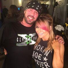 Sean Waltman Backstage At RAW (Photo), Wyatt & Strowman's Post-RAW ...