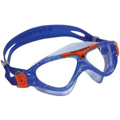 Mask- Clear Lens- Comfortable & leak resistant, the Aqua Sphere Vista Jr. makes the perfect Mask for little swimmers. Swimming Drills, Swimming Gear, Swimming Equipment, Open Water Swimming, Kids Swimming, Swimming Benefits, Little Swimmers, Swim Training, Swim Lessons