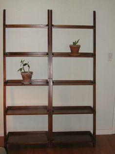 ladder book shelves $25 each