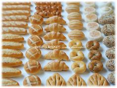 パン70個焼き上がりのまとめ♪  SWEETS BASKET (S*Basket)