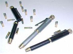 Single Shot .22LR Pen Guns by Shadow Ops
