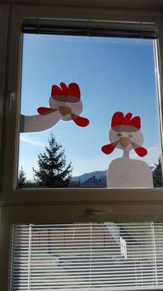 Sliepocky na okno