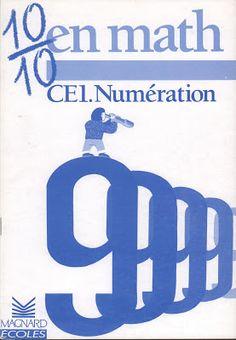 Loumardin, Clécy, Numération CE1 (1989) Culture G, Maths, Logos, Slide Show, Keyboard, Livres, Logo