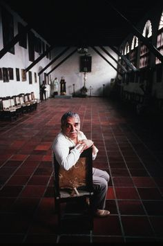 The Death Of The Patriarch: Remembering Gabriel García Márquez