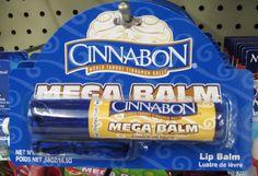 Cinnabon Flavored Lip Balm
