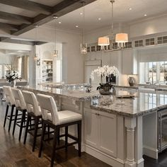 Uplifting Kitchen Remodeling Choosing Your New Kitchen Cabinets Ideas. Delightful Kitchen Remodeling Choosing Your New Kitchen Cabinets Ideas. Home Decor Kitchen, Beautiful Kitchens, Kitchen Decor, Interior Design Kitchen, Kitchen Island Design, Rustic Kitchen, New Kitchen Cabinets, Kitchen Renovation, Kitchen Design