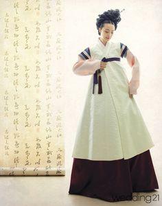 [한복] 가을 신부를 위한 각기 다른 매력의 한복 < 웨딩뉴스 < 웨딩검색 웨프