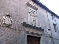Iglesia del convento de San Plácido en la calle San Roque.