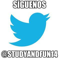 Conecta con nostros y síguenos en Twitter. Opina, comenta, y danos Retweet!!! #StudyAndFun #Psicologia