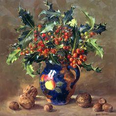 Beautiful Paintings Of Flowers, Beautiful Flowers, Primroses, Winter Flowers, Watercolor Paintings, Floral Paintings, Flower Cards, Daffodils, Flower Prints