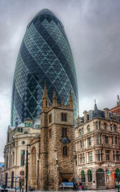 London: the old and the new