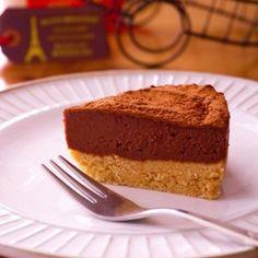 とろける生チョコタルト♪簡単バレンタインレシピ