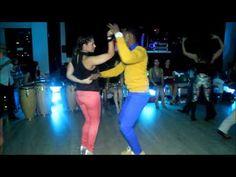 ▶ Mitchell & Monica (Tambo Dance Project) - Boston Salsa Festival 2012 (Social Dancing, Sun 9/9/12) - YouTube