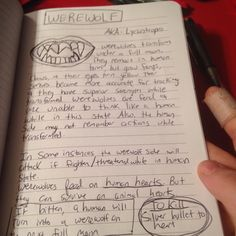 I believe this is my favorite page in the John Winchester Journal. Mostly…