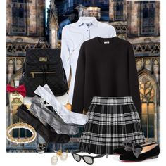 """Back To Prep"" by gregory-joseph on Polyvore"