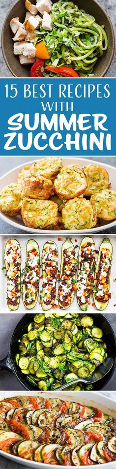 It's that time again, when we have more zucchini than we know what to do with. Never fear! We have solutions to this of them to be exact! Zucchini Fritters, Cheesy Zucchini Bites, Chocolate Zucchini Bread, and more! Good Healthy Recipes, Healthy Eats, Healthy Foods, Whole Food Recipes, Vegetarian Recipes, Cooking Recipes, Zucchini Bites, Zucchini Fritters, Zucchini Bread