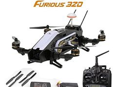 Walkera Furious 320 RTF2 Quadcopter Race Drone w/ DEVO10, GPS, 1080P Camera, OSD | RC Drones And Helicopters
