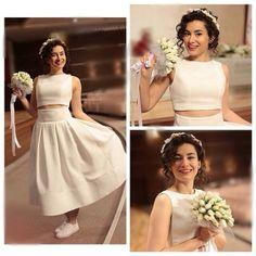 Hande Düğün Elbisesi