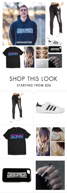"""""""GirlFriend Tag With Simon Minter (Miniminter)"""" by kkluvsyou24 ❤ liked on Polyvore featuring interior, interiors, interior design, home, home decor, interior decorating and adidas Originals"""