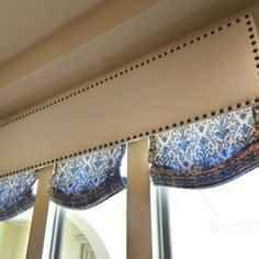 Cornices Cornice Boards And Nail Head On Pinterest
