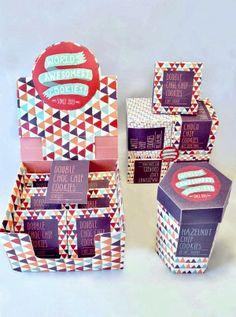 #Cookie #Packaging #Design