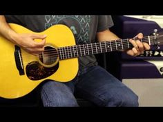 How To Play - Neil Young - Heart Of Gold - EASY - Acoustic Guitar Lesson - YouTube