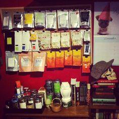 Photo by bata668 - brilliant solution to my tea storage problem.