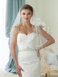 Berger - 9537 - All Dressed Up, Bridal Veil