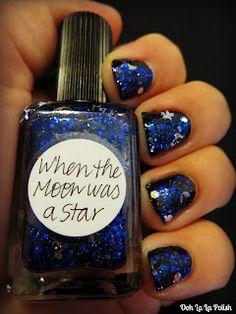 Ooh La La Polish!: Lynnderella When The Moon Was A Star