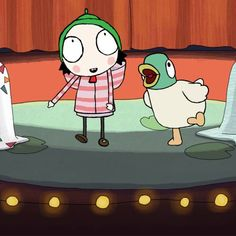 BAFTA-winning Cbeebies duo Sarah & Duck head to Edinburgh Fringe https://tmbw.news/bafta-winning-cbeebies-duo-sarah-duck-head-to-edinburgh-fringe  The enchanting world of CBeebies' hit animated series Sarah & Duck will be brought to life on stage at the Edinburgh Fringe this Summer.Featuring a host of wonderful characters from the BAFTA Award-winning show, embarking on a brand new adventure, Sarah & Duck's Big Top Birthday will play at the Underbelly Med Quad from Wednesday 2 to Sunday 20…
