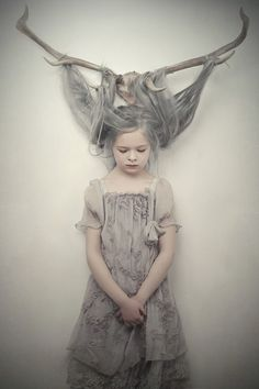 "katjawassermeyerphotographer:    My series of dreaming children ""Les Somnambules"""