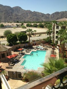 Embassy Suites by Hilton Palm Springs, California Getaways, Like A Rolling Stone, Embassy Suites, Spring Valley, Hotel Spa, Places Ive Been, Wanderlust, Nice