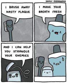 Strangle Your Enemies
