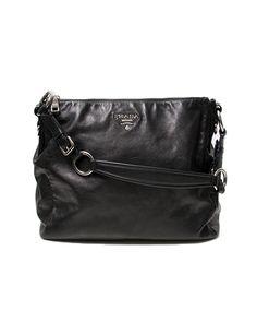 prada tessuto saffiano tote - prada cognac shoulder bag, prada green leather bag