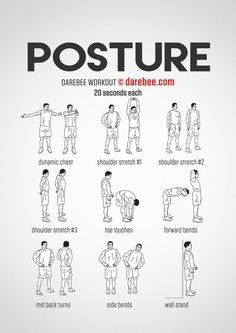 Posture Workout