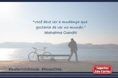 #Sustentabilidade #NossoDNA #TapatesSaoCarlos