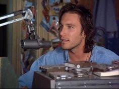Chris Stevens from Northern Exposure...heavy sigh...wiping up drool now.