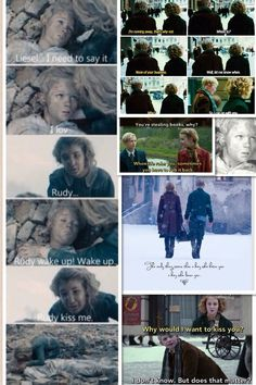 My edit ~ this is my wallpaper on my phone  ~ Ashia  ~The Book Thief