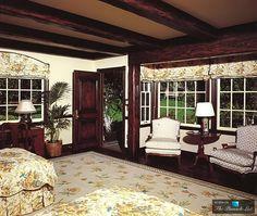 Bedroom - Michael Jacksons Neverland Valley Ranch - 5225 Figueroa Mountain Road, Los Olivos, CA