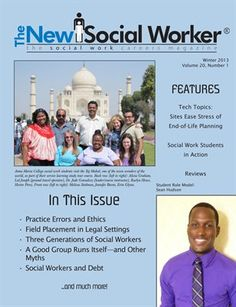 Whether you are new to the field or have served for many years, a social worker or helping professional, this piece has some insight as well as another opportunity to add to your toolbox and practice!