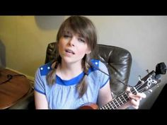 Sophie Madeleine Cover Song #04 - Pure Imagination - Willy Wonka  The Chocolate Factory.