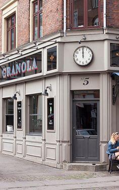 Granola, Copenhagen