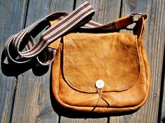 Antelope Hide Mountain Man Possibles Bag or Messenger by misstudy, SOLD